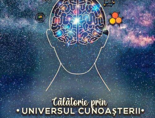 Concursul CĂLĂTORIE PRIN UNIVERSUL CUNOAȘTERII