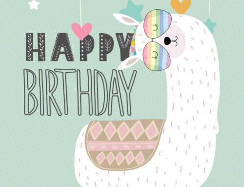 La mulți ani!