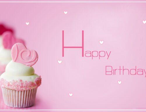La mulți ani !