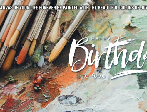 La mulți ani, Rareș!
