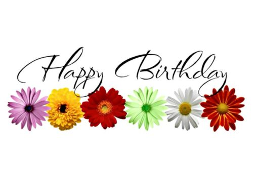 La mulți ani, Sara!